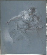 Allegorical Figure of Painting