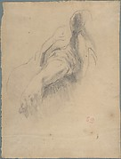 Study of a Left Arm and Hand