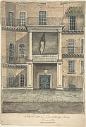 The Duke of Queensbury's House, Piccadilly