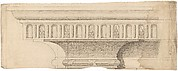 Design for the Upper Part of an Entablature