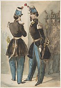 Officers of the Guard