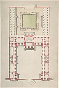 Architectural Ground Plan