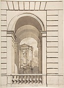 Design for Stable Arches, Hôtel Candamo