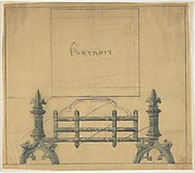 Design for a Fireplace Grate