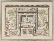 Design for a Wall Elevation