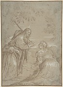 Christ Appearing to Saint Mary Magdalen (