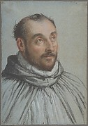 Bust-Length Portrait of an Ecclesiastic