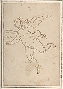 Cupid Flying