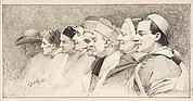 Eight Heads of Ecclesiastics