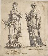 Dido Reine de Cartage/ une Muse