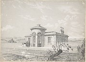 Design for a Railroad Station