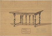 Design for a Table