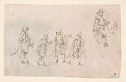 Studies of Cavaliers