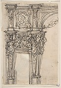 Design for a Proscenium or Monumental Alcove