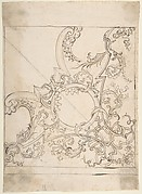 Design for a Ceiling Decoration.
