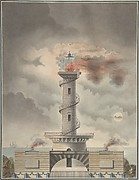 Design for a Lighthouse (Margate?)