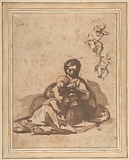 Studies for a Rest on the Flight into Egypt