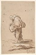 Standing Pilgrim Friar.