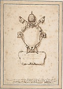 Papal Cartouche