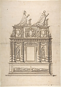 Design for a Double Tomb
