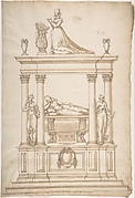 Design for a Woman's Tomb
