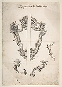 Designs for Mirror Frames and Sconces
