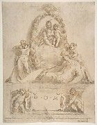 Design for a Sepulchral Monument of a Youth