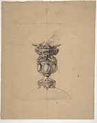Design for a chalice from the Workshop of Froment-Meurice