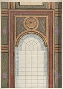Gallery Ceiling Design, Hôtel Cottier