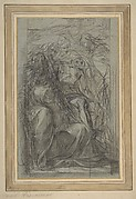 Study for the Pietà