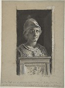 Minerva (Study after a Sculpture)