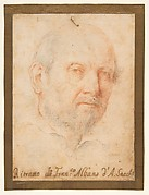 Portrait of a Man: Francesco Albani ?