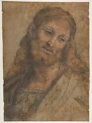 Bust of a Bearded Figure.