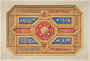 Design for a paneled ceiling
