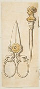 Designs for Scissors and Letter Opener