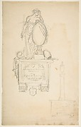 Design for a Sculpture or Monument