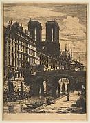 The Petit Pont, Paris