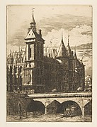 The Clock Tower, Paris