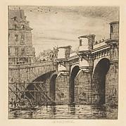 Pont-neuf, Paris