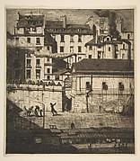 The Mortuary, Paris (La Morgue)
