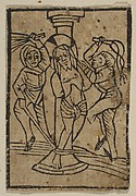 The Flagellation (Schr. 308c)