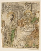 Christ at the Marriage of Cana (Schr. 136a)