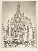 Frauen Kirche, Nuremberg