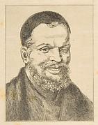 Portrait of Rabelais
