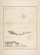 U.S. Coast Survey...Reconnaissance of Smith's or Blunt's Island, Washington / U.S. Coast Survey...Sketch of Anacapa Island in Santa Barbara Channel