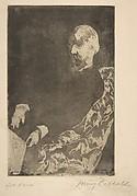 Portrait of George Moore