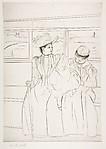In the Omnibus, after Mary Cassatt