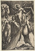 Three Marys at the Tomb
