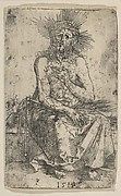 The Man of Sorrows Seated