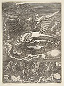 The Sudarium Held by One Angel